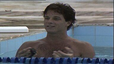 Capítulo de 25/05/1988 - Solange convida Fátima para morar com ela. Fátima oferece dinheiro para Raquel e ela se convence que a filha não presta. Raquel desiste de voltar para Foz do Iguaçu ao ver Ivan.