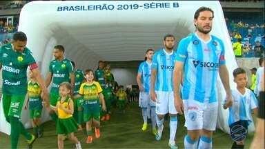 Assista o Globo Esporte MT na íntegra - 07/10/19 - Assista o Globo Esporte MT na íntegra - 07/10/19