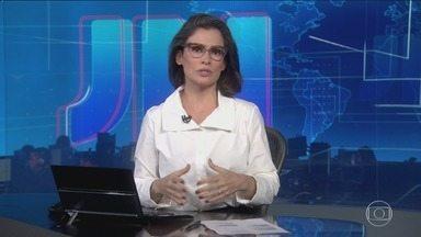 Jornal Nacional, Íntegra 07/10/2019 - As principais notícias do Brasil e do mundo, com apresentação de William Bonner e Renata Vasconcellos.