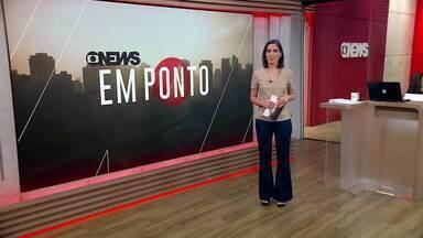 GloboNews Em Ponto – Edição de terça-feira, 08/10/2019