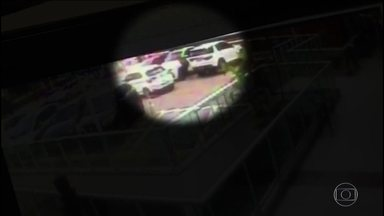 Polícia do Rio investiga tentativa de assassinato da filha do bicheiro Maninho - O bicheiro Waldomiro Paes Garcia foi assassinado em 2004. Os investigadores dizem que o carro dela estava sendo seguido antes do ataque.