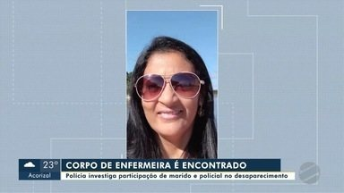 Polícia investiga participação de marido e policial em morte de enfermeira de Sinop - Polícia investiga participação de marido e policial em morte de enfermeira de Sinop