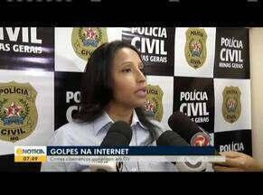 Aumenta o número de crimes cibernéticos em Governador Valadares - PC investiga quadrilha que realiza compras e vendas falsas pela internet.