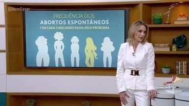 Ginecologista explica as principais causas do aborto espontâneo - A dra. Ana Lúcia Beltrame conta que uma em casa 5 mulheres passam pelo problema