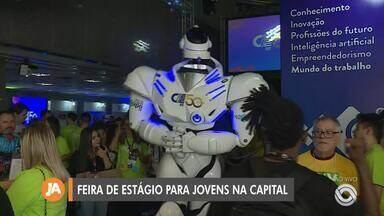 CIEE lança Feira de Estágio para jovens na capital - O ExpoCIEE propõe novidades tecnológicas, ofertas de estágio e palestras para os jovens.