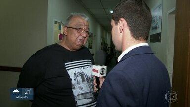 Segurança da Alerj ganha mais de R$ 17 mil e não aparece no trabalho, dizem servidores - Conhecido como Eduardo Gordo, do MDB, é também vereador em São Gonçalo.