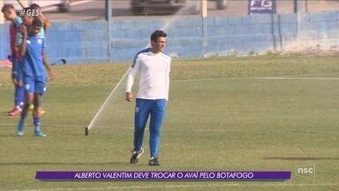Valentim é cotado para assumir o Botafogo - Valentim é cotado para assumir o Botafogo