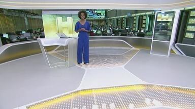 Jornal Hoje - íntegra 09/10/2019 - Os destaques do dia no Brasil e no mundo, com apresentação de Maria Júlia Coutinho.