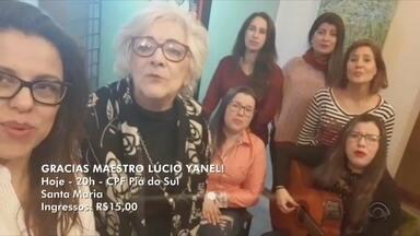 CPF Piá do Sul faz convite para evento cultural - Assista ao vídeo.