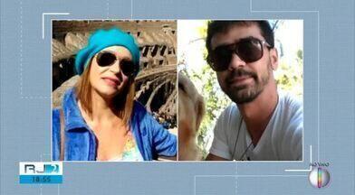 Mulher trancada em casa que foi incendiada por ex de amiga morre em hospital no RJ - Daniela Mousinho da Silveira, de 47 anos, teve 90% do corpo queimado em Nova Friburgo e morreu na manhã desta quarta-feira (9).