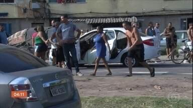 Policiais são ouvidos como testemunha do caso de homens mortos por 80 tiros no RJ - Outros 12 acusados deveriam ser ouvidos, mas os depoimentos foram adiados.