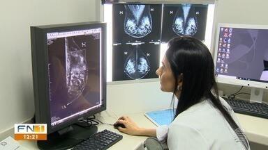 Autoexame ajuda no diagnóstico precoce do câncer de mama - Campanha Outubro Rosa faz alerta para a prevenção da doença.