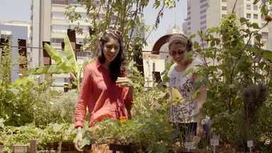 Compromissos Paulistas - Bela, JP e Nino viajam para São Paulo para o lançamento do livro. Eles aprendem mais sobre macrobiótica e visitam hortas coletivas. Depois, a família vai a um jantar especial.