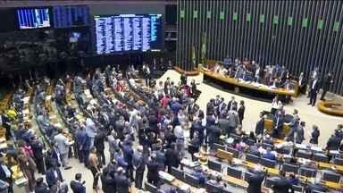 Deputados aprovam regras para divisão dos recursos de megaleilão de petróleo - Leilão da chamada cessão onerosa do pré-sal está marcado para o mês de novembro.
