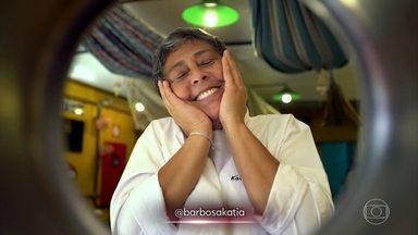 Conheça Kátia Barbosa - Chef reinventou a comida de boteco e foi premiadíssima. Trabalha com cozinha de afeto, valorizando ingredientes nacionais
