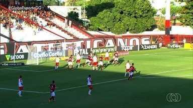 É dia de clássico! Vila Nova e Atlético-GO finalizam últimos detalhes para confronto - Clássico goiano acontece nesta 28ª rodada da Série B