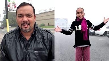 #InTodoCantoTemCearense: Luiz Júnior e Isabelle Lisboa falam direto de Massachusetts - Veja o recado do publicitário e da youtuber que moram nos EUA