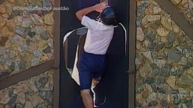 Olimpíadas do Faustão apresenta 'Porta da Sacanagem' - Programa reexibe um de seus quadros mais clássicos