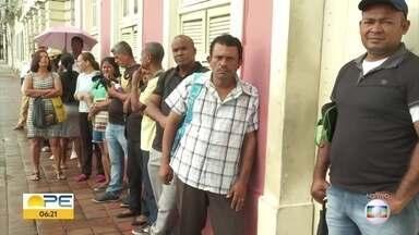 Confira vagas disponíveis na Agência do Trabalho - Há oportunidade de emprego no Recife e no interior do estado.