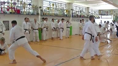 Mogi das Cruzes sedia seminário internacional de Aikido - O evento contou com a presença de um sensei cadanense, referência na arte marcial japonesa.