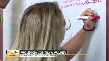 Três mulheres foram mortas no entorno em uma semana - Os suspeitos são os ex-companheiros. o caso mais recente foi registrado nesta segunda-feira (13). Denise Aparecida dos Santos, de 46 anos, foi assassinada com um tiro no rosto.