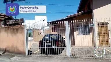 Morador de Caraguatatuba reclama de água parada no bairro Sumaré - Prefeitura respondeu sobre a reclamação do morador.
