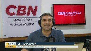 Confira os destaques da CBN Amazônia desta terça-feira (15) - Confira os destaques da CBN Amazônia desta terça-feira (15).
