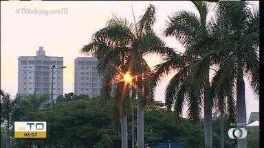 Confira como está o céu na manhã desta terça-feira (15) - Confira como está o céu na manhã desta terça-feira (15)