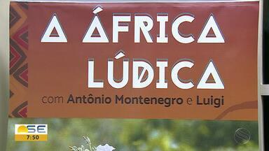 Exposição retrata história, cultura e arte do continente africano - Exposição retrata história, cultura e arte do continente africano.