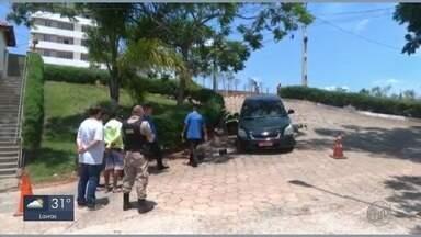 Trabalhador morre atropelado em Pouso Alegre, MG - Trabalhador morre atropelado em Pouso Alegre, MG