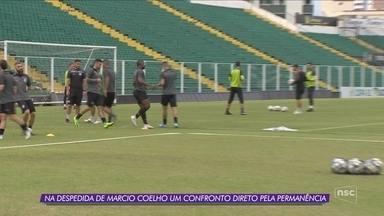 Figueira visita o Londrina e busca consolidar momento por reação na Série B - Figueira visita o Londrina e busca consolidar momento por reação na Série B
