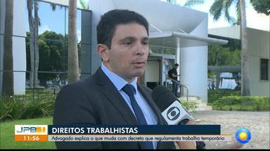 Publicado decreto que regulamenta o trabalho temporário no Brasil - Advogado explica o que muda em relação à remuneração e direitos trabalhistas.
