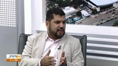 Secretário da Seplan fala sobre verba federal do pré-sal que será dividida com RR - Marcos Jorge explica para onde os R$ 280 milhões do Governo Federal serão aplicados no estado.