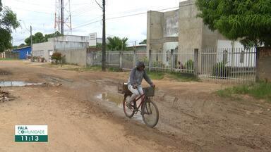 Fala Comunidade: falta de asfalto incomoda moradores de Boa Vista - Problema no bairro Pintolândia já dura décadas e moradores cobram solução.
