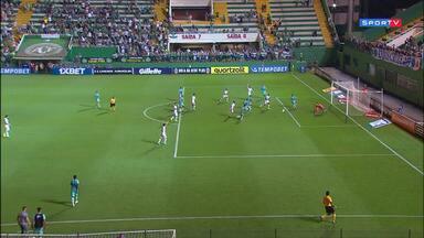 Chapecoense 1 x 1 Cruzeiro