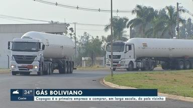 Copagaz é a primeira empresa a comprar gás da Bolívia, em larga escala - Em Mato Grosso do Sul.