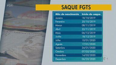 Pessoas que não possuem conta na Caixa Econômica já podem sacar FGTS - O saque é de até 500 reais por conta