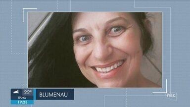 Giro de notícias: mulher é morta a facadas em Blumenau - Giro de notícias: mulher é morta a facadas em Blumenau