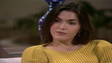 Capítulo de 25/08/1993 - Raquel vai à casa de Andréa e diz que pode ajudá-la a reconquistar Marcos. César oferece uma viagem para Zé Luiz, mas ele recusa. Virgílio tem uma nova visão com o espantalho.