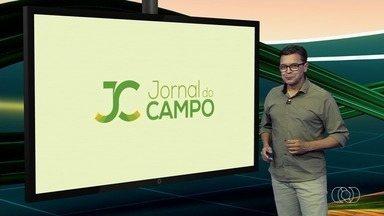 Confira os destaques do Jornal do Campo deste domingo (20) - Programa é apresentado por Márcio Venício.