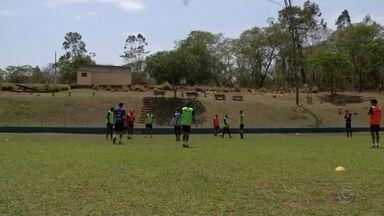 Marília se prepara para enfrentar o Fernandópolis pela semifinal da Segundona - O Marília está se preparando para a partida de volta contra o Fernandópolis, pela semifinal da Segundona, que acontece no domingo (20).