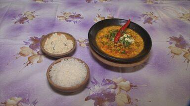 'Buchada de Tilápia': aprenda a fazer esta variação da receita que usa o peixe - O chefe de cozinha Val Carvalho ensina o preparo. Confira.