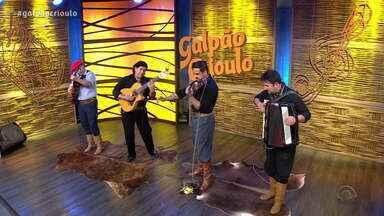 Reveja o quinto bloco do Galpão Crioulo deste domingo (30) - Assista ao vídeo.