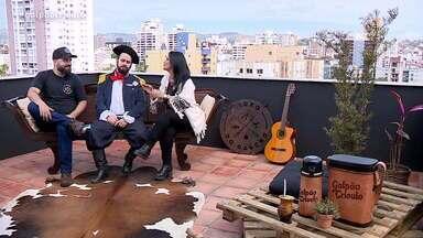 Reveja o terceiro bloco do Galpão Crioulo deste domingo (30) - Assista ao vídeo.