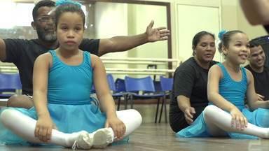 Briza conhece uma família que descobriu o balé como uma terapia para filhas com autismo - Briza conhece uma família que descobriu o balé como uma terapia para filhas com autismo