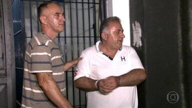 Traficante Sheik é preso pela polícia de Campinas (SP) - O libanês Joseph Eddine é apontado como chefe de uma quadrilha internacional de tráfico de drogas. Ele foi transferido de uma delegacia em São Paulo para um lugar não revelado.