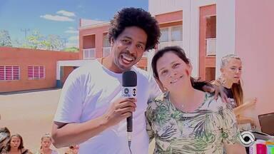 Funk no JA: escola de Canoas cria batalha de passinho de funk - Veja como funciona a batalha.