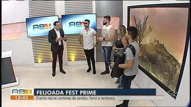 Walquiria Santos e Amigos Sertanejos fazem show durante evento em Caruaru - Feijoada Regada vai acontecer neste sábado (19).