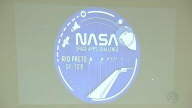 Hackathon da Nasa reúne estudiosos da tecnologia em Rio Preto - Hackathon da Nasa reúne estudiosos da tecnologia da informação em Rio Preto