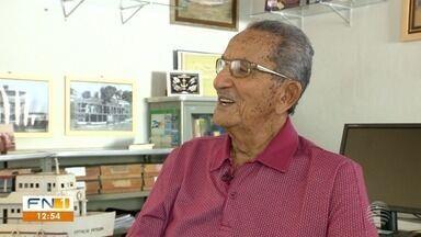 Escritor relata 70 anos da festa de Nossa Senhora dos Navegantes - Conheça a história de Wilson Cruz, no 'Entre Nós'.